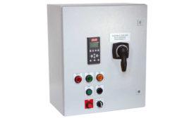 Enclosed Motor Control Box Variable Speed Danfoss