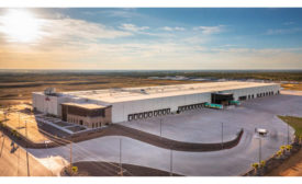 Avocado Ripening Processing Facility Laredo Texas Mission Produce