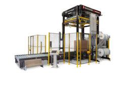 Transit Packaging Machine Film Wrapping Signode