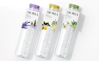 Water brand adds innovative label for complete recyclability