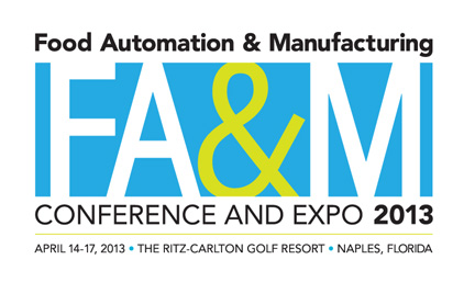 Mark Hanley of Land O' Lakes, Bill Kinsey of Snyder's-Lance Added to Food Automation & Manufacturing Conference 2013 Schedule