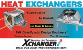 Xchanger-INDUSTRIAL HEAT EXCHANGERS