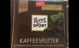 German chocolate bar recall