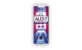 Alert Caffeine Gum Mars Wrigley