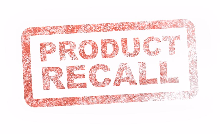 Managing recalls: How data collection helps companies