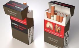 Plain packaging