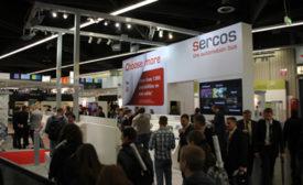 Sercos to demo SoftMaster at Hanover Fair