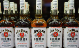 Jim Beam fills 14 millionth bourbon barrel