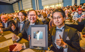 Breweries from around the globe snag awards at 2016 World Beer Cup