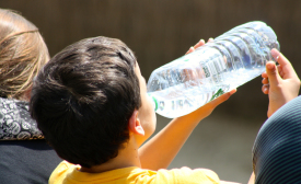 Bottled water to overtake soft drinks