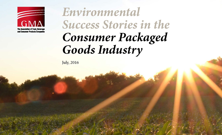Sustainability success stories in the food and beverage industry