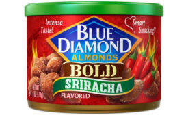 Sriracha almonds win innovation award