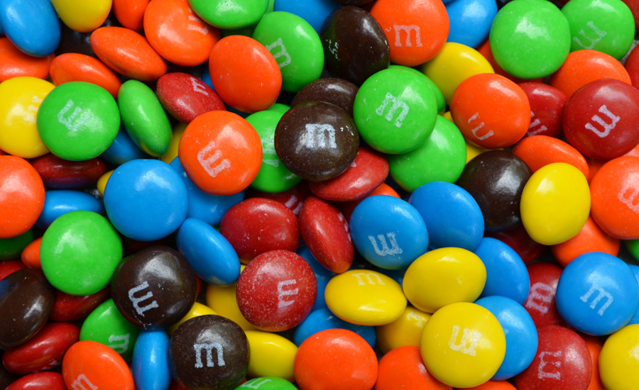 Mars banned from selling M&M's in Sweden