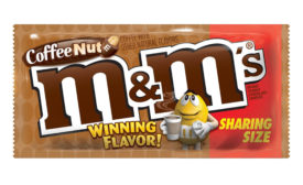 Coffee Nut wins M&M flavor taste-off competition