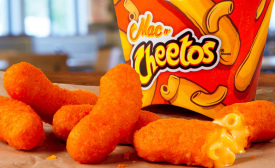 mac'n cheetos burger king, Frito-Lay