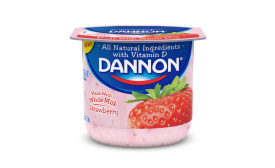 Dannon releases yogurt with non-GMO ingredients, joins labeling effort