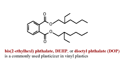 DEHP ok in small amounts