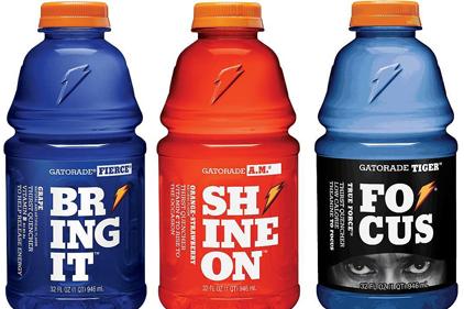 PepsiCo Introduces Organic Gatorade