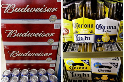Justice Department challenges Anheuser-Busch InBev merger