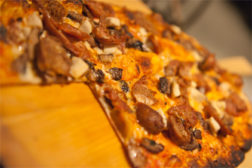Annie's Inc. to recall pizzas over metal shards in dough
