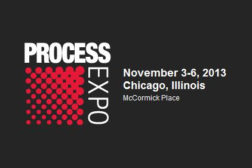 PROCESS EXPO 2013 doubles international exhibitors