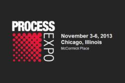 PROCESS EXPO 2013 doubles international exhibitors