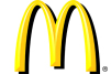 McDonald's global comparable sales drop for April