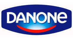 Danone reports drop in profits