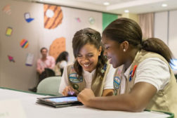 Girl Scoutsâ?? cookie sales go digital