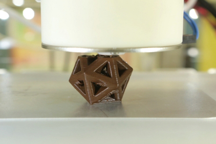 Hershey launches public 3-D candy printing exhibit