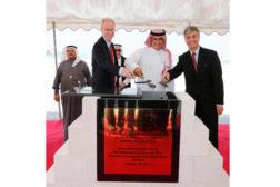 Mondelez International lays cornerstone for Bahrain biscuit plant