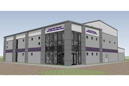 Kansas State University set to break ground on Bulk Solids Innovation Center