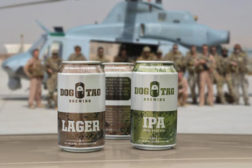 Dog Tag Brewing cans honor fallen heroes