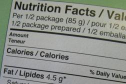 University study suggests food labels mislead customers into â??false sense of healthâ??