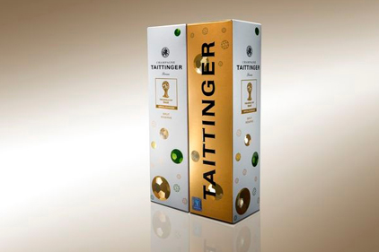 World Cup champagne gets packaging worthy of a champion