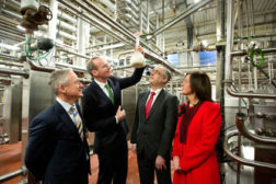 Irish government invests in dairy processing