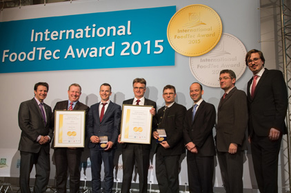 Krones wins two gold medals at FoodTec Awards