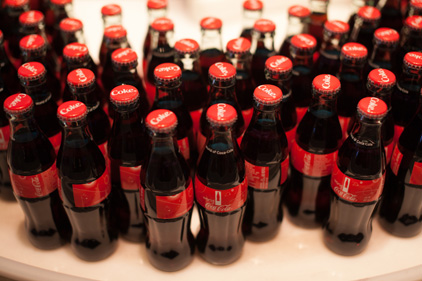 Coca-Cola celebrates centennial of iconic bottle design