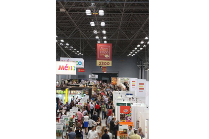 Fancy Food Show named one of top New York events