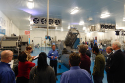 Provisur opens new ingenuity center