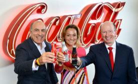 Three Coca-Cola bottlers merge