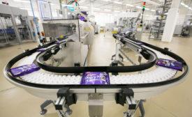 Mondelez opens $30 million chocolate line in Poland