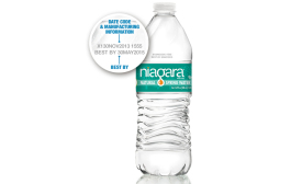 Niagara recalls 14 bottled water brands for E. coli risk