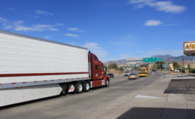 Dairy industry supports safe trucking act