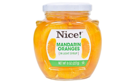 Mandarin oranges sold at Walgreens recalled