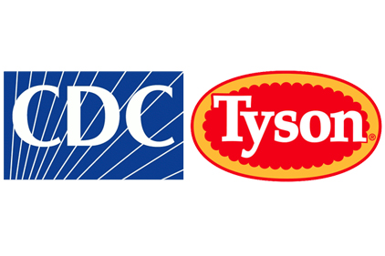 CDC: Tyson Foods chlorine gas incident due to employee language barrier