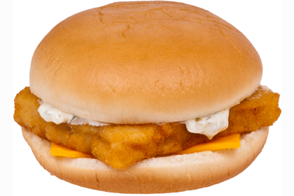McDonald's fish will be labeled 'sustainable'