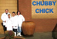Chubby chicks pou try