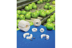 Stafford plastic shaft mount components