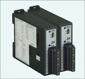 JH Technology JH5000 Series DIN-rail transmitters